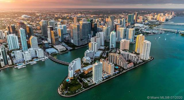 901 Brickell Key Blvd #2005, Miami, FL 33131 (MLS #A10877081) :: Patty Accorto Team