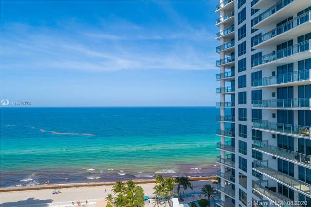 3535 S Ocean Dr #1406, Hollywood, FL 33019 (MLS #A10877505) :: The Pearl Realty Group