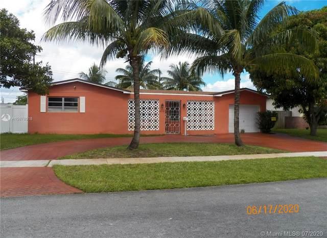 410 SW 71st Ter, Pembroke Pines, FL 33023 (MLS #A10878018) :: ONE | Sotheby's International Realty
