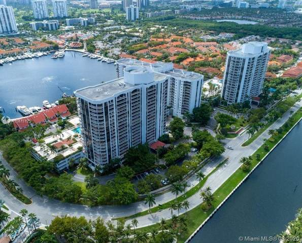 3610 Yacht Club Dr #816, Aventura, FL 33180 (MLS #A10878125) :: Re/Max PowerPro Realty