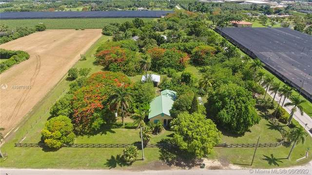 26350 SW 187th Ave, Homestead, FL 33031 (MLS #A10878161) :: Prestige Realty Group