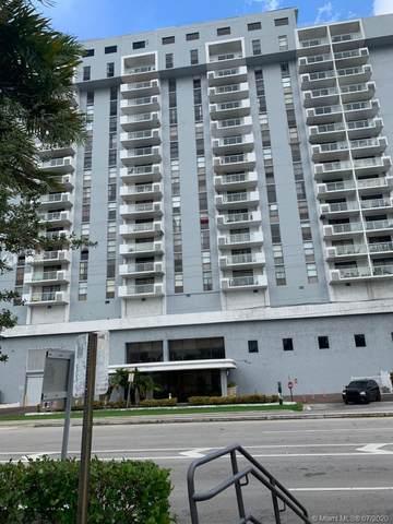 13499 Biscayne Blvd #1510, North Miami, FL 33181 (MLS #A10878385) :: Grove Properties