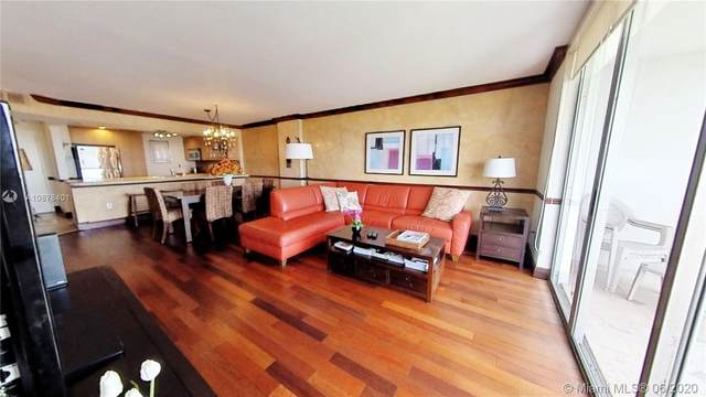 2780 NE 183rd St #1215, Aventura, FL 33160 (MLS #A10878401) :: Green Realty Properties