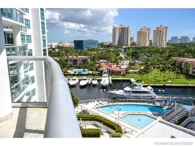 3131 NE 188th St 1-907, Aventura, FL 33180 (MLS #A10878690) :: The Pearl Realty Group