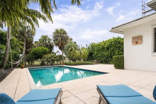 5456 La Gorce Dr, Miami Beach, FL 33140 (MLS #A10878763) :: Berkshire Hathaway HomeServices EWM Realty