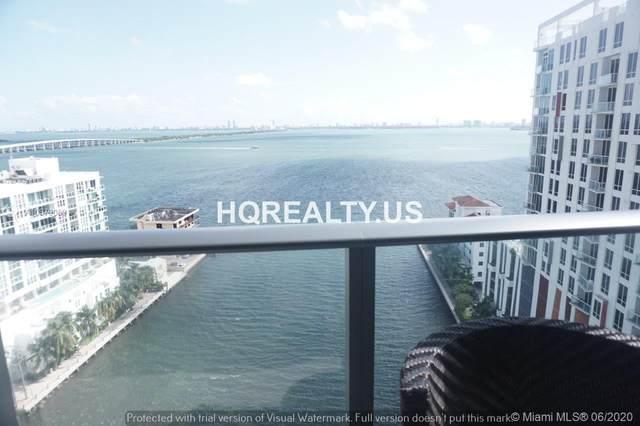 460 NE 28th St #1607, Miami, FL 33137 (MLS #A10879089) :: Berkshire Hathaway HomeServices EWM Realty