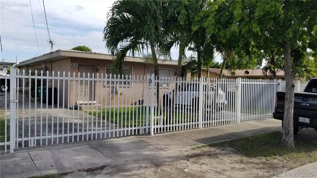 3040 NW 27th St, Miami, FL 33142 (MLS #A10879587) :: The Teri Arbogast Team at Keller Williams Partners SW