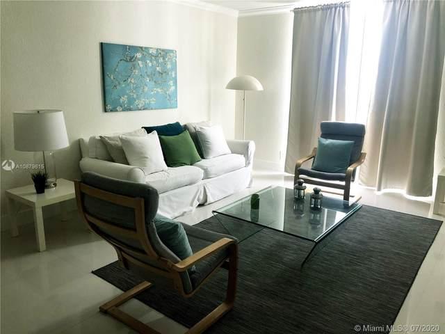 3801 S Ocean Dr 14W, Hollywood, FL 33019 (MLS #A10879615) :: Green Realty Properties