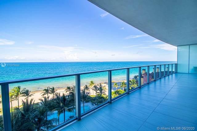 2200 N Ocean Blvd S702, Fort Lauderdale, FL 33305 (MLS #A10879888) :: Green Realty Properties