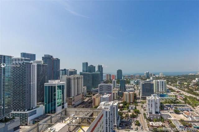 185 SW 7th St #4102, Miami, FL 33130 (MLS #A10880142) :: Berkshire Hathaway HomeServices EWM Realty