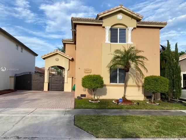 9197 SW 154th Ave, Miami, FL 33196 (MLS #A10880219) :: Castelli Real Estate Services