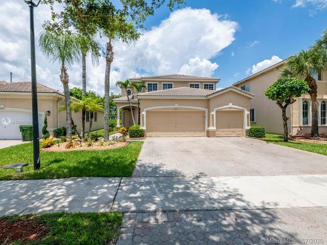 6031 SW 195th Ave, Pembroke Pines, FL 33332 (MLS #A10880360) :: ONE   Sotheby's International Realty