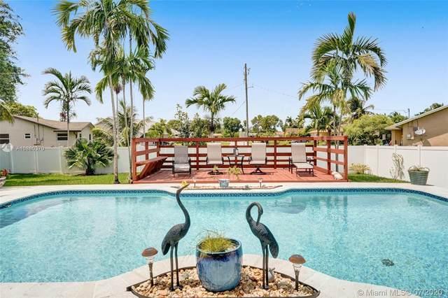 11261 NW 27th Ct, Plantation, FL 33323 (MLS #A10880370) :: Berkshire Hathaway HomeServices EWM Realty