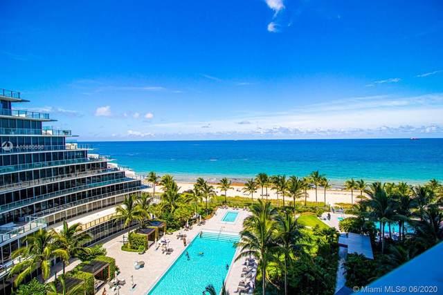 2200 N Ocean Blvd S705, Fort Lauderdale, FL 33305 (MLS #A10880598) :: Green Realty Properties