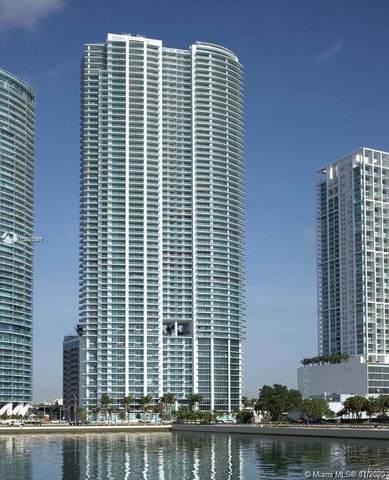 900 Biscayne Blvd #1701, Miami, FL 33132 (MLS #A10881089) :: ONE Sotheby's International Realty