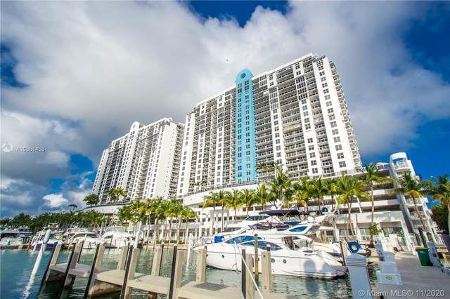 1800 Sunset Harbour Dr #1409, Miami Beach, FL 33139 (MLS #A10881453) :: Ray De Leon with One Sotheby's International Realty