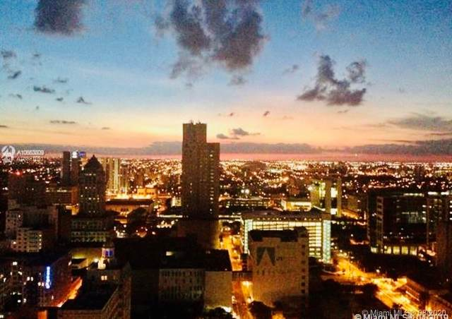 133 NE 2nd Ave #911, Miami, FL 33132 (MLS #A10881691) :: Castelli Real Estate Services