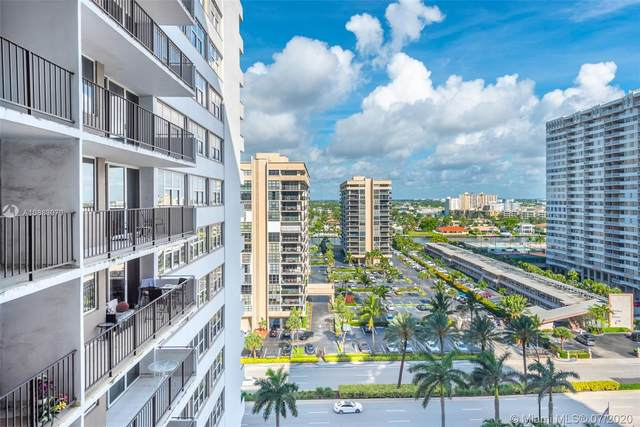 2030 S Ocean Dr #1103, Hallandale Beach, FL 33009 (MLS #A10883070) :: Prestige Realty Group
