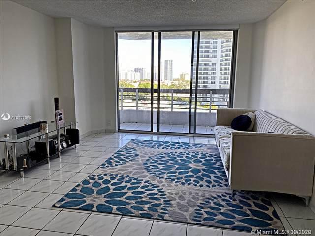 3530 Mystic Pointe Dr #1007, Aventura, FL 33180 (MLS #A10883079) :: Berkshire Hathaway HomeServices EWM Realty