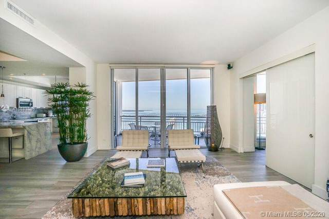 848 Brickell Key Dr #4205, Miami, FL 33131 (MLS #A10883096) :: Carole Smith Real Estate Team
