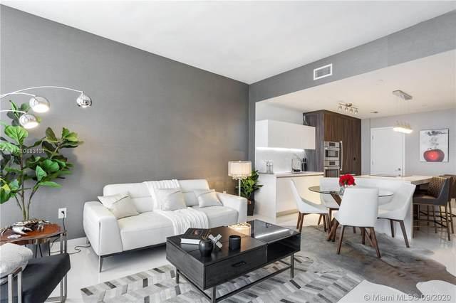 851 NE 1st Ave #4300, Miami, FL 33132 (MLS #A10883131) :: ONE Sotheby's International Realty
