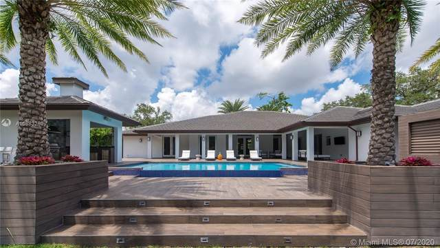 1550 Salvatierra Dr, Coral Gables, FL 33134 (MLS #A10883260) :: The Riley Smith Group