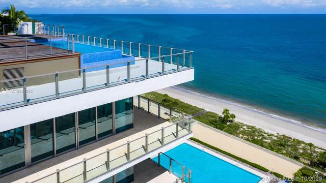360 Ocean Dr Ph1s, Key Biscayne, FL 33149 (MLS #A10883282) :: The Rose Harris Group