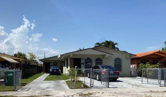 3063 NW 26th St, Miami, FL 33142 (MLS #A10883306) :: The Teri Arbogast Team at Keller Williams Partners SW