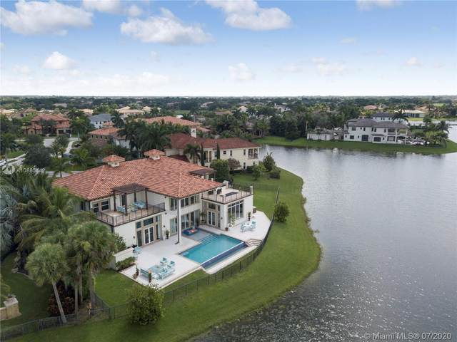 12220 NW 68th Ct, Parkland, FL 33076 (MLS #A10883442) :: The Howland Group