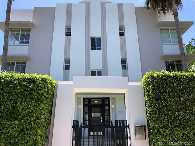 820 Euclid Ave #102, Miami Beach, FL 33139 (#A10883568) :: Posh Properties