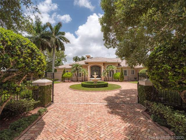 13300 SW 63rd Ave, Pinecrest, FL 33156 (MLS #A10883643) :: ONE   Sotheby's International Realty