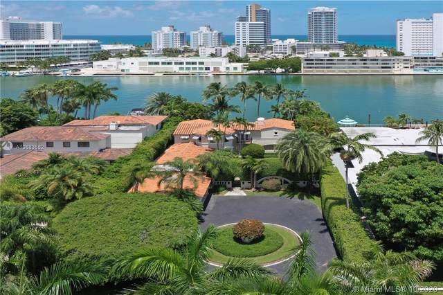 6525 Allison Rd, Miami Beach, FL 33141 (MLS #A10883682) :: Berkshire Hathaway HomeServices EWM Realty