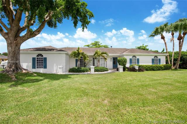 15505 SW 77th Ct, Palmetto Bay, FL 33157 (MLS #A10883748) :: Berkshire Hathaway HomeServices EWM Realty