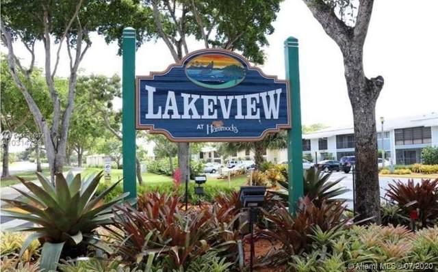 9703 Hammocks Blvd #106, Miami, FL 33196 (MLS #A10884074) :: The Howland Group