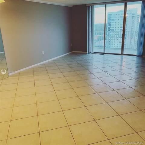 2801 NE 183rd St 1911W, Aventura, FL 33160 (#A10884099) :: Real Estate Authority