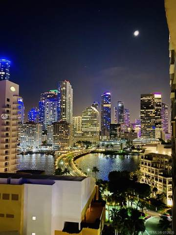 770 Claughton Island Dr #1710, Miami, FL 33131 (MLS #A10884190) :: Berkshire Hathaway HomeServices EWM Realty