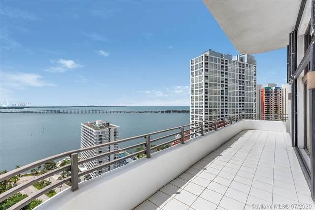 151 SE 15th Rd #2503, Miami, FL 33129 (MLS #A10884550) :: Prestige Realty Group