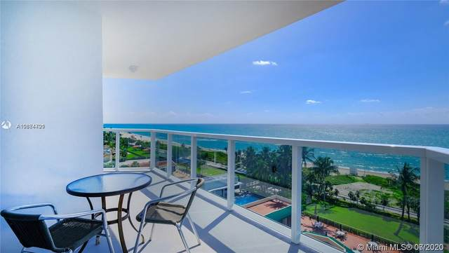 2401 Collins Ave #1002, Miami Beach, FL 33140 (MLS #A10884721) :: The Teri Arbogast Team at Keller Williams Partners SW