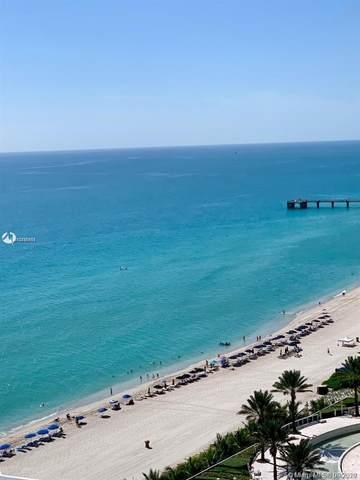 17315 Collins Ave #2005, Sunny Isles Beach, FL 33160 (MLS #A10885151) :: Berkshire Hathaway HomeServices EWM Realty
