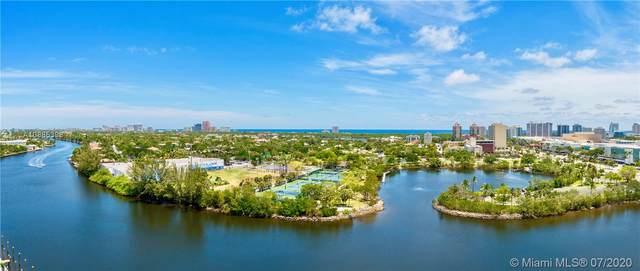 1180 N Federal Hwy #1510, Fort Lauderdale, FL 33304 (MLS #A10885398) :: Green Realty Properties