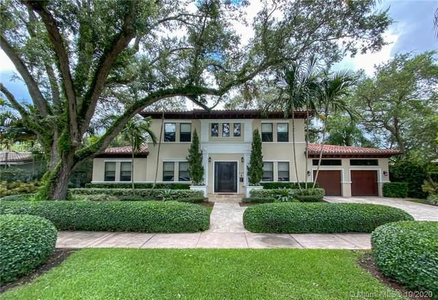 434 Castania Ave, Coral Gables, FL 33146 (MLS #A10885408) :: Carole Smith Real Estate Team