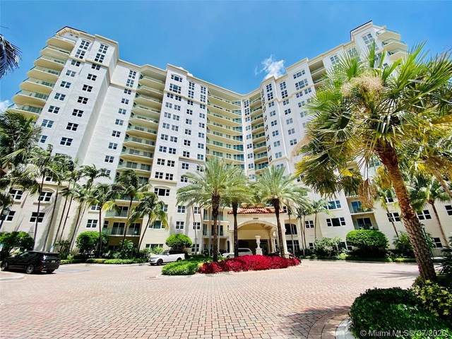 20000 E Country Club Dr #1209, Aventura, FL 33180 (MLS #A10885789) :: Ray De Leon with One Sotheby's International Realty