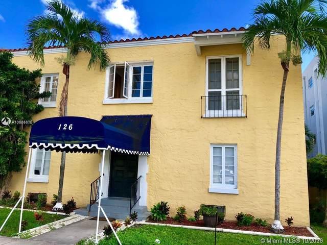 126 Mendoza Ave #3, Coral Gables, FL 33134 (MLS #A10885816) :: Berkshire Hathaway HomeServices EWM Realty