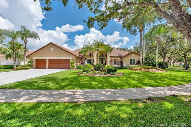 1016 Pine Branch Ct, Weston, FL 33326 (MLS #A10885945) :: Grove Properties