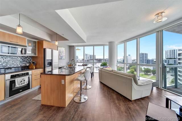 480 NE 30th St #1007, Miami, FL 33137 (MLS #A10886179) :: Carole Smith Real Estate Team