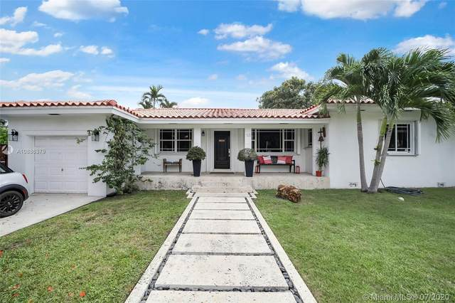 501 SW 19th Rd, Miami, FL 33129 (MLS #A10886379) :: Berkshire Hathaway HomeServices EWM Realty