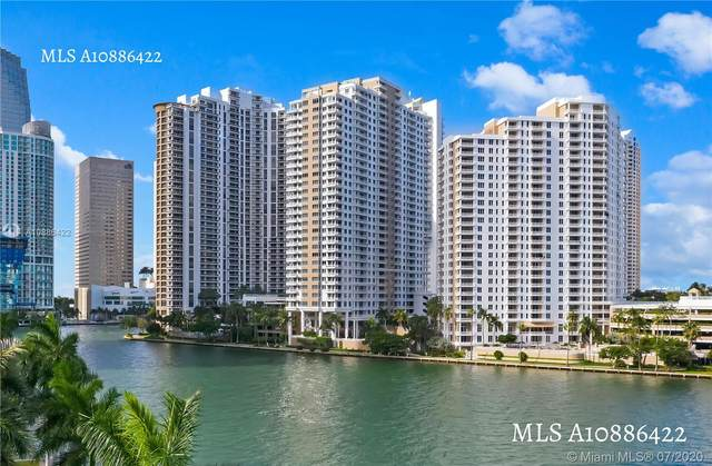 801 Brickell Key Blvd #2510, Miami, FL 33131 (MLS #A10886422) :: Ray De Leon with One Sotheby's International Realty