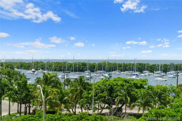 2811 S Bayshore Dr 5C, Coconut Grove, FL 33133 (MLS #A10886633) :: Ray De Leon with One Sotheby's International Realty