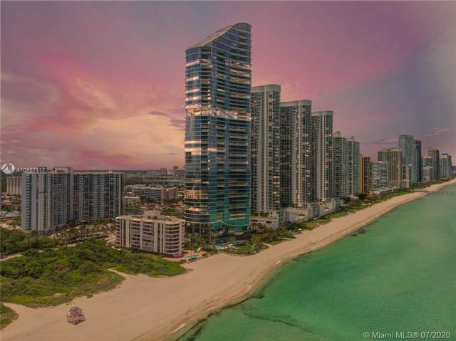 15701 Collins Avenue #4302, Sunny Isles Beach, FL 33160 (MLS #A10887117) :: Castelli Real Estate Services