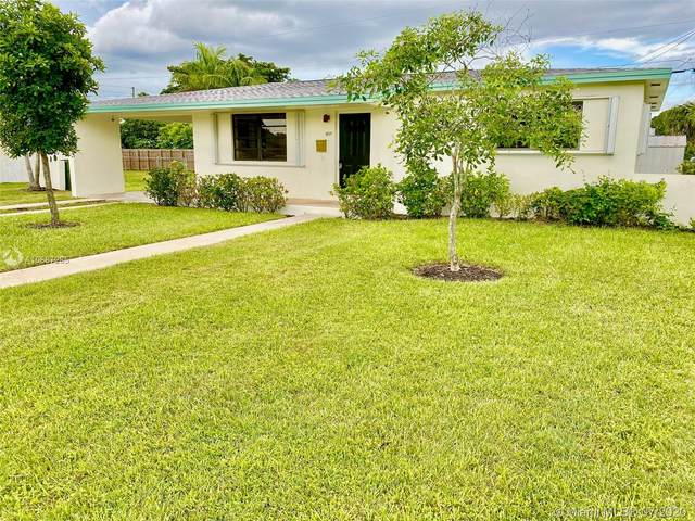 1839 NW 8th Ter, Homestead, FL 33030 (MLS #A10887285) :: Prestige Realty Group